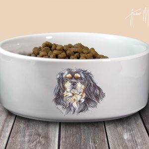 Custom Printed Pet Bowl