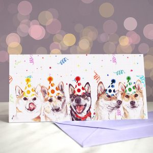 Inu, Meenu, Minu, Mo Greeting Card