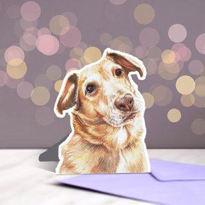 Custom Pop Up Greeting Card