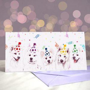 And I Hope You Like Samming Too – Greeting Card