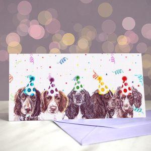 I Love Sprock n Roll – Greeting Card