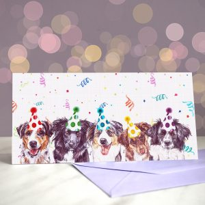 Mazzle Dazzle – Greeting Card