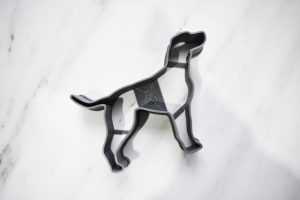 Hungarian Vizsla Cookie Cutter – Breed Silhouettes