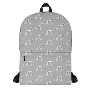 Bedlington Terrier – Backpack