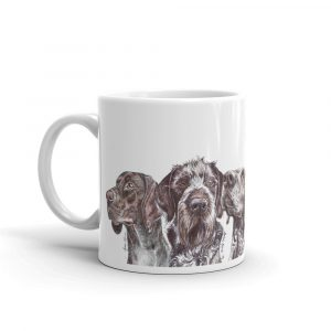 Pointer Bros – Mug