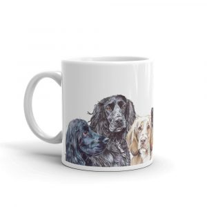 Wocking All Over the World – Mug