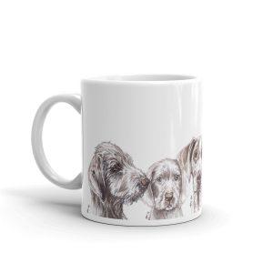 P.S. I Rough You – Mug
