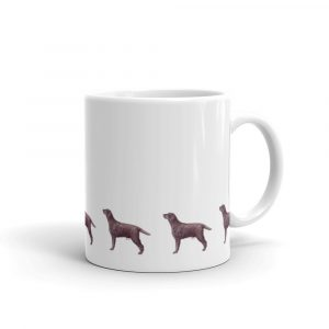 Curly Coated Retriever – Mug