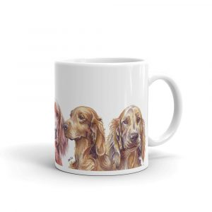 Reddy, Set, Go – Mug