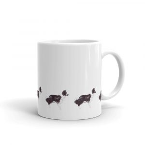 Border Collie – Mug