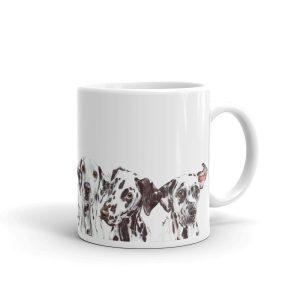 Dalmatian Dalliance – Mug