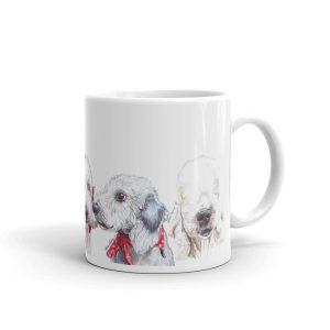 Bedlington Bedlam – Mug