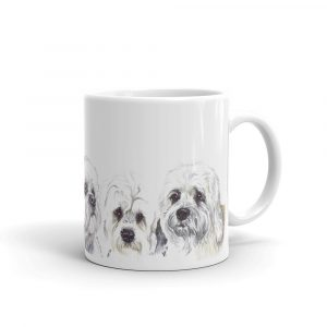 Dinmonts are a Girl's Best Friend – Mug