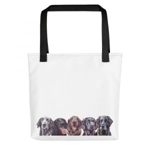 Flat Bottomed Girls – Tote bag