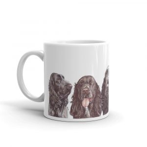 Hooked on a Fielding, High on Retrieving – Mug