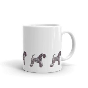 Kerry Blue Terrier – Mug