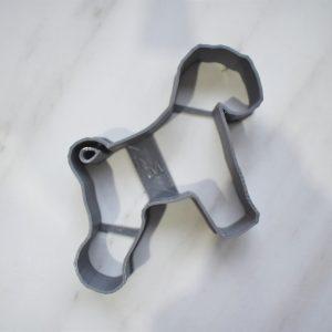 Miniature Schnauzer – Cookie Cutter