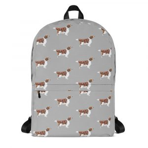 Welsh Springer Spaniel – Backpack