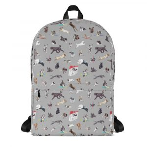 May the Course Be With You – Backpack