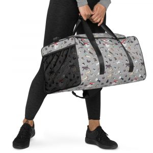 May the Course be With You – Activity Duffle bag