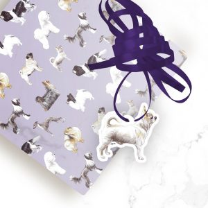 Chihuahua Smooth – Shaped Gift Tags (Pack of Three)