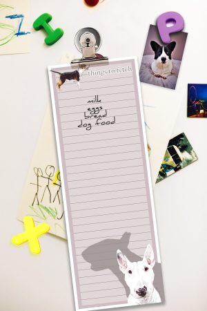 English Bull Terrier – Shopping List
