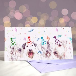 Signed, Sealyed, Delivered, I'm Yours Greeting Card