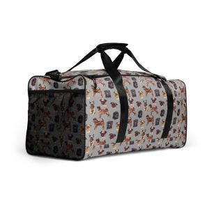 Duffle bag – Griff I Could, Then I Would