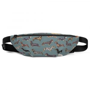 Lose Yourself to Dax – Dog Walking Bag – Fanny Pack – Bumbag