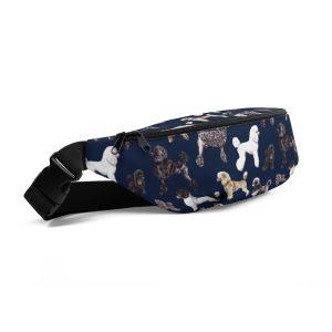 Poods Glorious Poods – Dog Walking Bag – Fanny Pack – Bum Bag