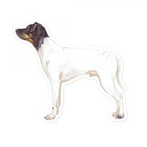 Japanese Terriers – Stickers