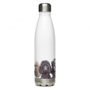 Just a Spoo Full of Sugar – Stainless Steel Water Bottle
