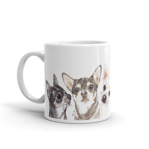 I Found Myself a Chihleader- Mug