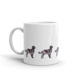 Large Munsterlander – Mug