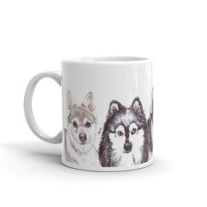 Klee Kai of the Tiger – Mug