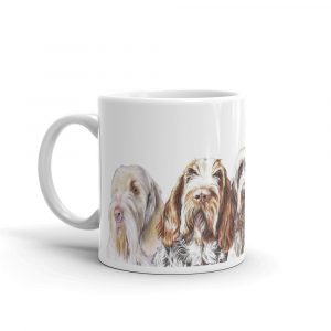 You Spin Me Right Round – Mug