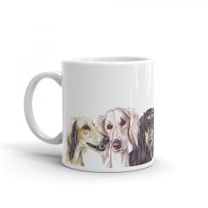 I Should Be Saluki, Luki, Luki, Luki – Mug