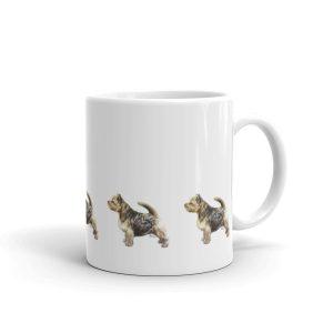 Norwich Terrier – Mug