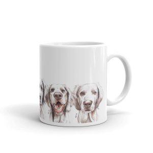 Long Weim No See – Mug