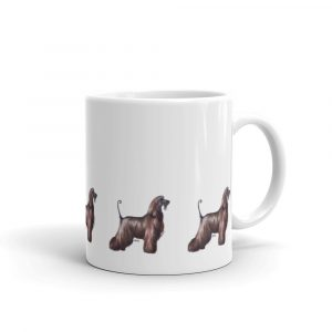 Afghan Hound – Mug