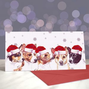 Yodel Eclipse of the Heart – Greeting Cards (Christmas)