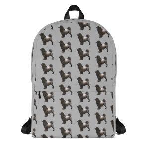 Portuguese Water Dog – Liver – Backpack
