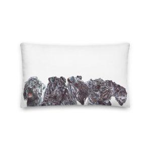 Kerry On My Wayward Son – Throw Pillow