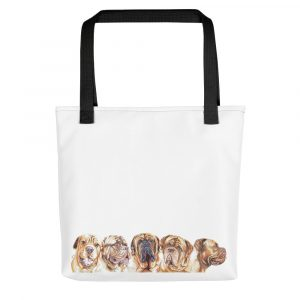 Dogue You Want Me Baby – Tote Bag