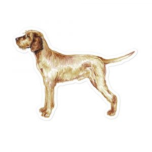 Hungarian Wirehaired Vizsla – Stickers