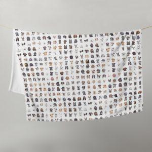 Most Pupular Pattern – Throw Blanket