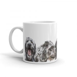 Deer Future Houndsband – Scottish Deerhound Mug