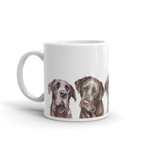 Drop It Like It's Choc – Mug
