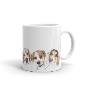 Fly Like a Beagle – Mug