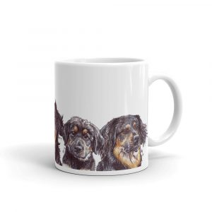 Hovvin Dog Problems – Mug